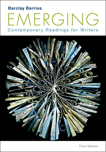9781457697968: Emerging: Contemporary Readings for Writers