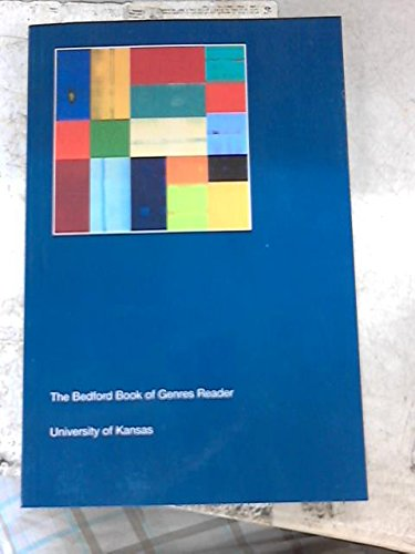 9781457699696: The Bedford Book of Genres Reader