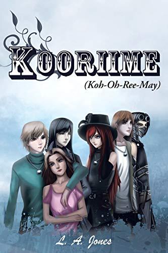 Kooriime (Koh-Oh-Ree-May): L. a. Jones