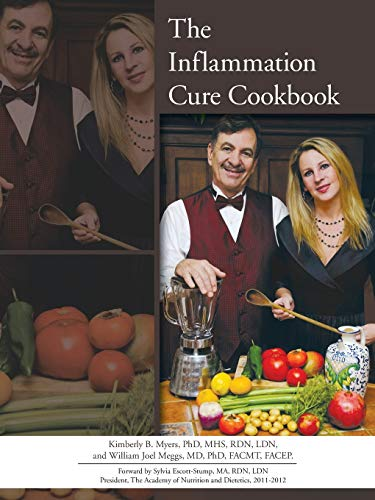 9781458209511: The Inflammation Cure Cookbook
