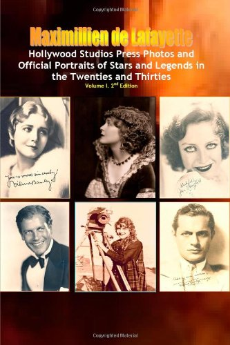 9781458347015: Hollywood Photos & Official Portraits of Stars & Legends in the Twenties & Thirties