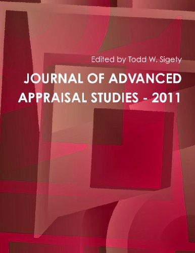 9781458358189: Journal Of Advanced Appraisal Studies - 2011