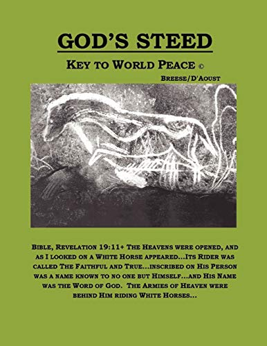 9781458390622: God'S Steed- Key To World Peace