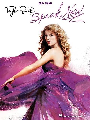 9781458400154: Taylor Swift - Speak Now (Easy Piano)