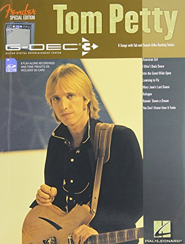 9781458401069: Fender G-Dec Tom Petty Play-Along Wiuth Smartcard (Guitar Play-Along)