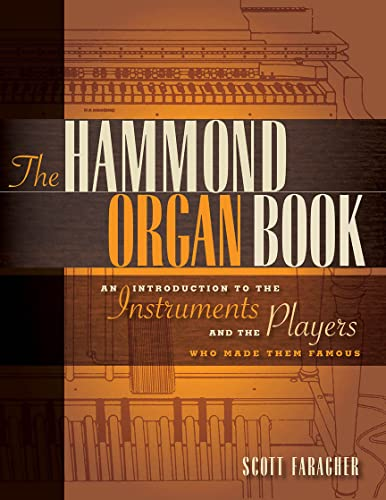 9781458402875: Hammond Organ Book: An Introduction to the Instument and the Players Who Made Them Famous