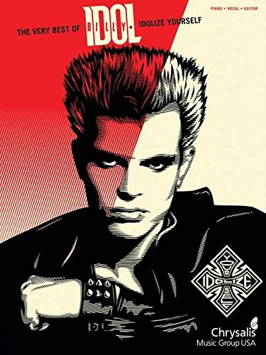 9781458402981: The Very Best of Billy Idol - Idolize Yourself