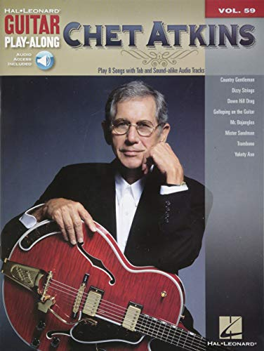 9781458402998: Guitar Play-Along: Volume 59: Chet Atkins