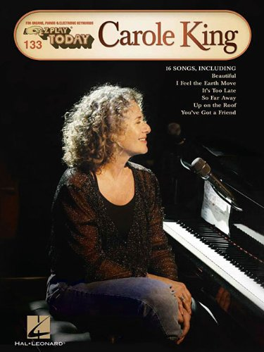 9781458403070: Carole King: For Organs, Pianos & Electric Keyboards