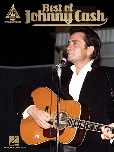 Best Of Johnny Cash (Guitar Recorded Versions): Cash, Johnny