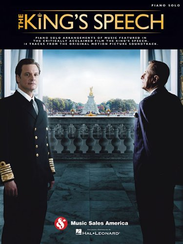 9781458403599: The King's Speech - Music From The Motion Picture Soundtrack Piano Solo