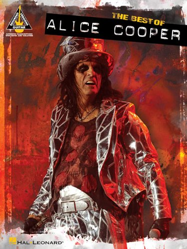 Best of Alice Cooper (Guitar Recorded Versions) (1458404846) by Cooper, Alice