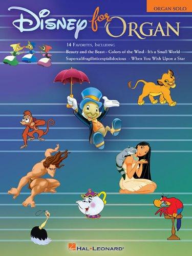 9781458405203: Disney For Organ