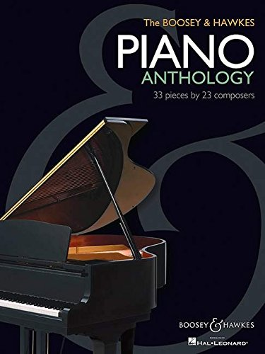The Boosey & Hawkes Piano Anthology