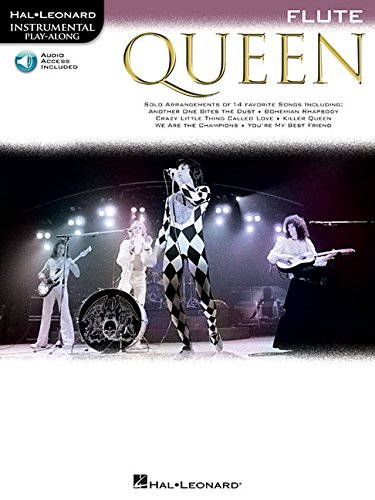 Queen: Instrumental Play-Along Book/CD Pack (Hal Leonard Instrumental Play-Along): Queen