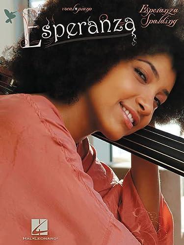 9781458407801: Esperanza spalding piano, voix, guitare (Pvg)