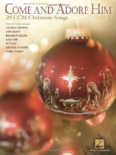 9781458407993: Come and Adore Him - 25 Ccm Christmas Songs