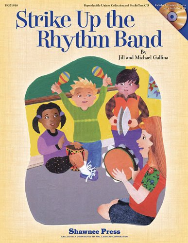 9781458410870: Strike Up The Rhythm Band Unison Collection And P/A CD
