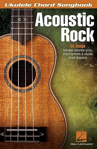 9781458411020: Acoustic Rock (Ukelele Chord Songbook)