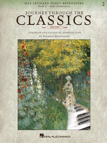 Journey Through The Classics: Book 2 (Book/Online