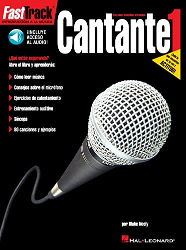 9781458411785: Cantante 1: Fasttrack Lead Singer Method Book 1 - Spanish Edition