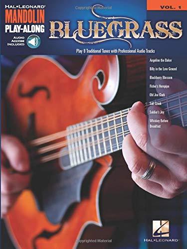 Bluegrass - Mandolin Play-Along Vol. 1 (Book/CD) (Hal Leonard Mandolin Play-Along)