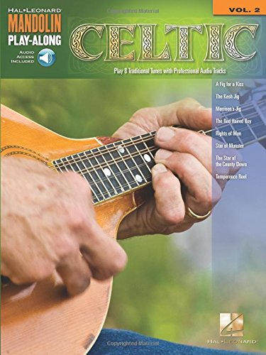 9781458413864: Celtic - Mandolin Play-Along Vol. 2 (Book/CD) (Hal Leonard Mandolin Play-Along)