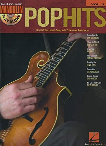 9781458413871: Pop Hits - Mandolin Play-Along Vol. 3 (Book/CD)