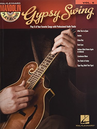 9781458413949: Gypsy swing +CD (Mandolin Play Along)