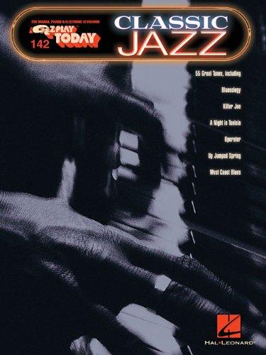 E-Z Play Today 142 Classic Jazz: Hal Leonard