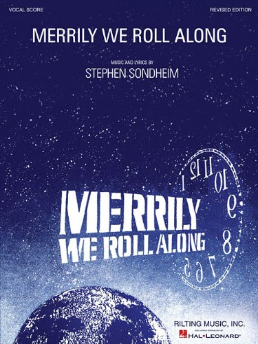 9781458414854: Merrily We Roll Along Vocal Score: Revised Edition