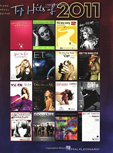 Top Hits Of 2011: Hal Leonard Publishing
