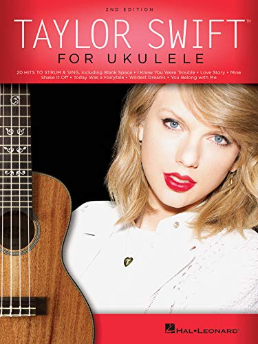 9781458415264: Taylor Swift for Ukulele