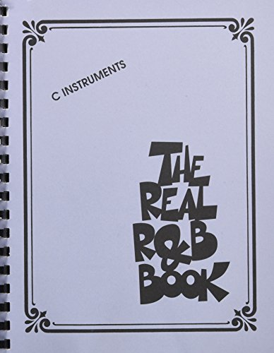 9781458416940: The Real R&B Book: C Instruments (Real Books)