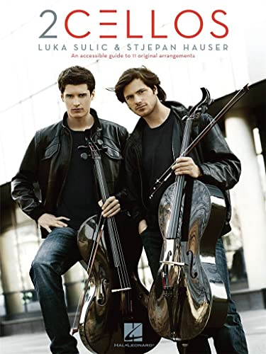 Luka Sulic/Stjepan Hauser: 2 Cellos (Paperback)