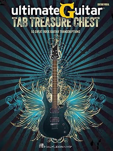 9781458418067: Ultimate Guitar Tab Treasure Chest