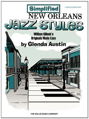 9781458418449: Simplified New Orleans Jazz Styles: Later Elementary Level