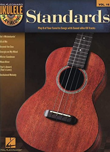 9781458418746: Standards -Ukulele Play-Along Volume 16 (Book/CD) (Hal Leonard Ukulele Play-Along)