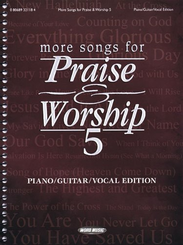 9781458418807: More Songs for Praise & Worship 5