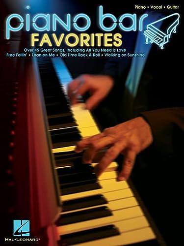 9781458418821: Piano Bar Favorites