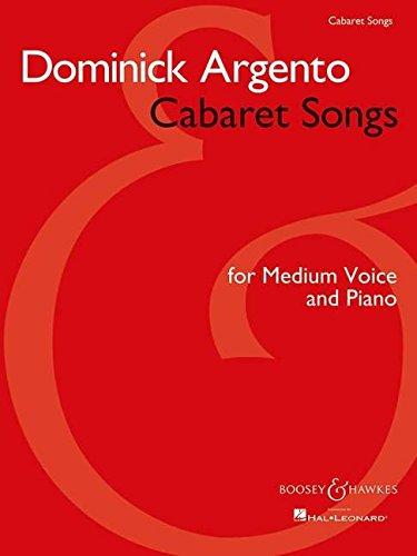9781458419538: Cabaret Songs: Medium Voice and Piano