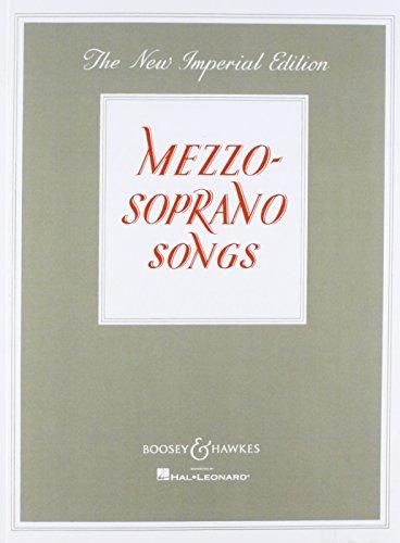 9781458419651: MEZZO-SOPRANO SONGS NEW IMPERIAL EDITION VOICE AND PIANO