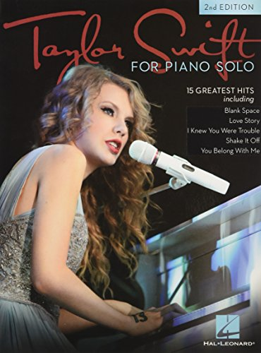 Taylor Swift for Piano Solo: Swift, Taylor