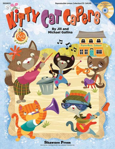 Kitty Cat Capers (Singin' & Swingin' at the Chorale)