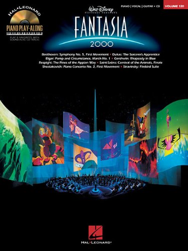 9781458420039: Fantasia 2000: Piano, Vocal, Guitar (Piano Play-Along)