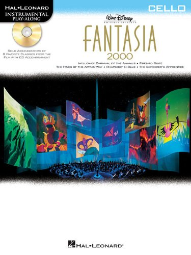 9781458420503: Fantasia 2000: Cello