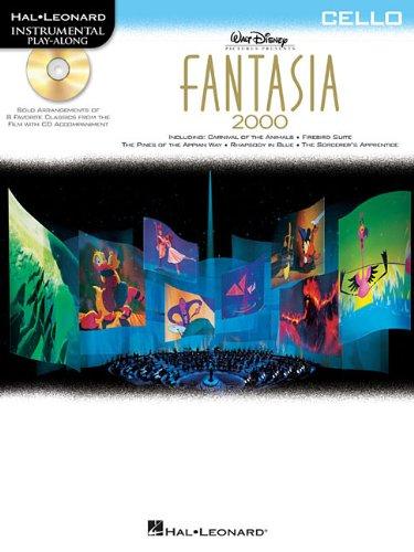 9781458420503: Fantasia 2000: Cello
