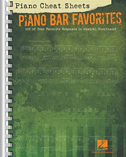 9781458420718: Piano Bar Favorites: 100 of Your Favorite Requests in Musical Shorthand