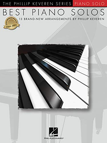 9781458420992: Best Piano Solos: 13 Brand-New Arrangements by Phillip Keveren