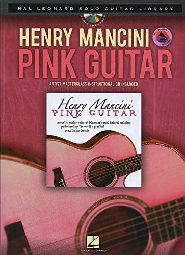 9781458421234: Henry Mancini: Pink Guitar - Hal Leonard Solo Guitar Library (Book/CD)